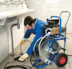 Промывка кухонной труб слива раковины кухни
